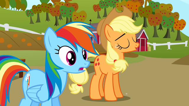 File:Rainbow Dash is stunned S1E13.png