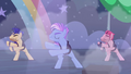 Backup dancers on the left dancing S5E24.png