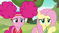 """Fluttershy """"instead of you?"""" S6E18"""