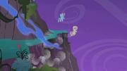 Pegasi fly while other four tumble down S1E02