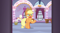"Applejack ""I was just bein' honest!"" S7E9"