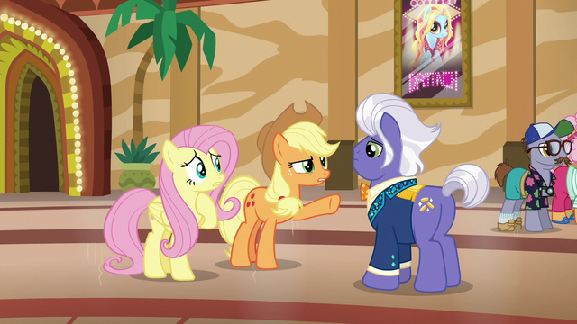 """File:Applejack """"you're better off with them apart"""" S6E20.png"""