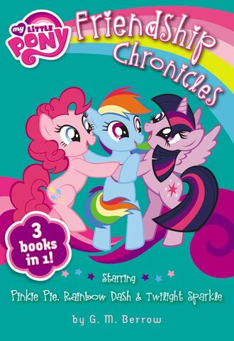 File:My Little Pony The Friendship Chronicles book set cover.jpg