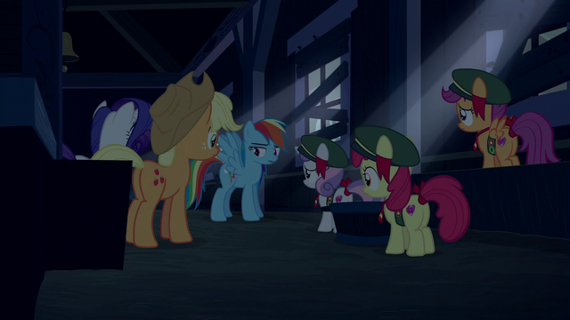File:Rainbow Dash sighing heavily S6E15.png