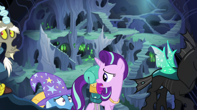 "File:Starlight Glimmer ""if Thorax is right, then yes"" S6E25.png"