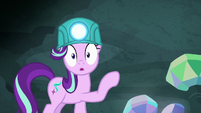 Starlight Glimmer looking very surprised S7E4
