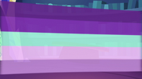 Starlight Glimmer speeds past books and table S6E21