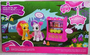 Apple Bloom & Sweetie Belle toy set