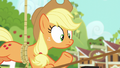 Applejack at a loss for words S6E10.png