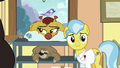 Dr. Fauna smiling at Fluttershy S7E5.png