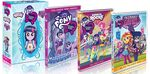 My Little Pony Equestria Girls Three Movie Gift Set stack view