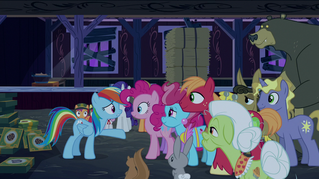 "File:Rainbow Dash ""none of you are?"" S6E15.png"