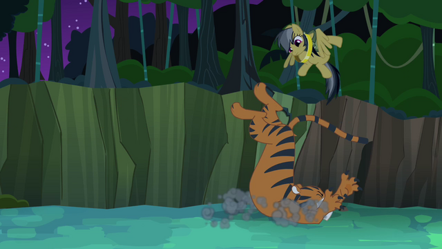 File:Daring Do dodges tiger pounce S4E04.png