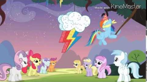 My Little Pony — Make A Wish (Greek)