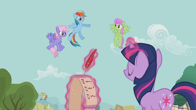 File:Rainbow Dash Twilight Merry May Rainbowshine S2E20.png