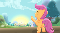 Scootaloo successful S4E05