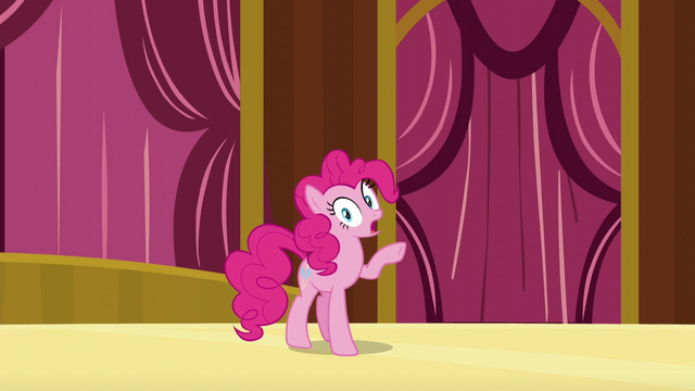 """File:Pinkie Pie """"that you don't know I know!"""" S5E19.png"""