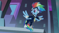 "Rainbow Dash ""I was already awesome"" S4E06"