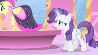 Rarity worried S1E20