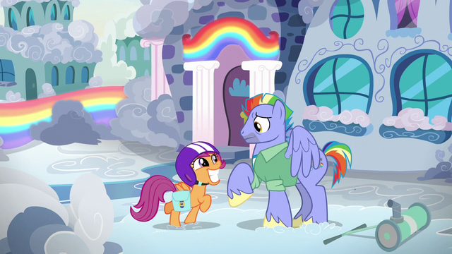 File:Scootaloo excited to meet Bow Hothoof S7E7.png