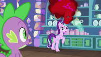 "Starlight ""a spell to contain my anger"" S7E2"