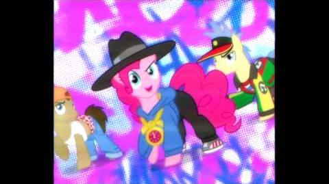 -Czech- My Little Pony - The Rappin' Histr'y Of The Wonderbolts -HD-