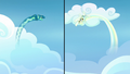Sky Stinger and Vapor Trail looping through the air S6E24.png