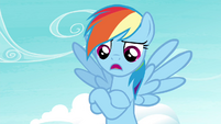 "Rainbow Dash ""an experienced flyer like me"" S4E21"