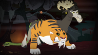 Chimera about to attack S4E17