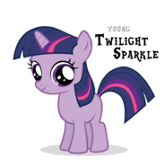 FANMADE Young Twilight Sparkle