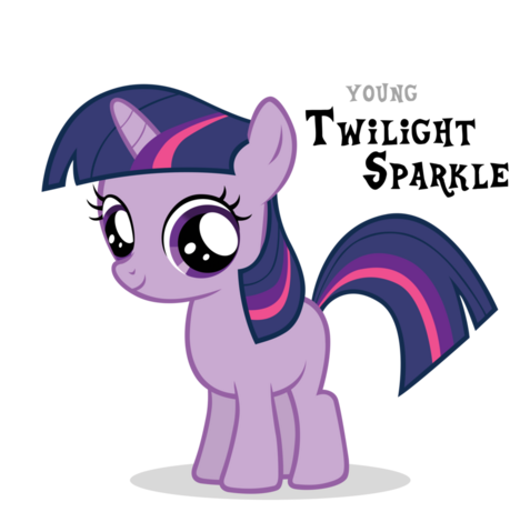 File:FANMADE Young Twilight Sparkle.png