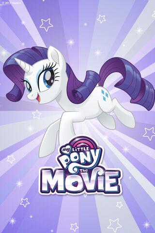 File:MLP The Movie Rarity mobile wallpaper.jpg