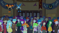 Snips, Snails, and crowd of hypnotized students EG.png