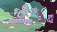 Sweetie Belle 'Do something special' S2E05