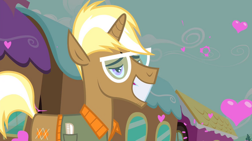 Trenderhoof with hearts around him S4E13.png
