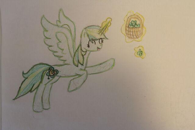 File:FANMADE Princess Luckwing OC.jpg