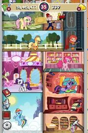Monopoly Hotels MLP Rooms