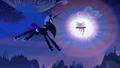 Nightmare Moon approaches Princess Celestia S4E02.png