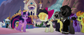 "Bodyguard pony 1 ""you have visual on buttercream?"" MLPTM.png"