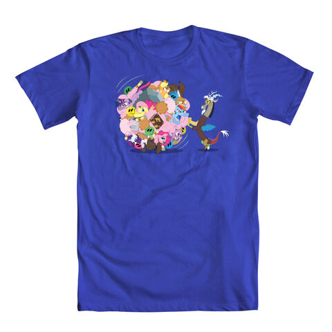 File:Rolling Up Chaos T-shirt WeLoveFine.jpg