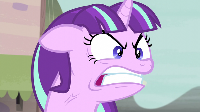 "File:Starlight Glimmer ""QUIET!"" S5E2.png"