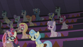 Starlight disappears from the audience S5E25.png
