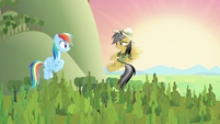 "Daring Do ""I've got a book to finish"" S4E04"