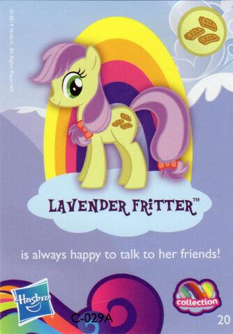File:Wave 9 Lavender Fritter collector card.jpg