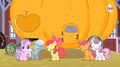 CMC, Diamond Tiara, and Silver Spoon S3E4.png