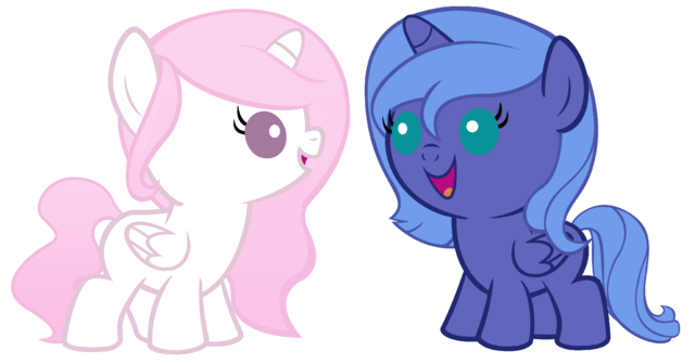 File:FANMADE The royal sisters discussing serious business by beavernator.png