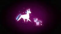 Mini Twilight and Shining together 2 S2E25