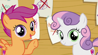 "Scootaloo ""and you can do whatever you like!"" S6E4"