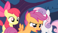 Scootaloo '...try that part again' S4E05