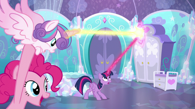 File:Twilight intercepts Flurry Heart's magic a third time S6E1.png